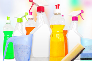 how to make my own cleaning products