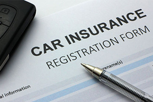 Car Insurance registration form