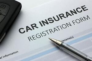 Car Insurance registration form